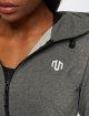 MOROTAI Zip Hoodie Comfy grå 1