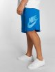 Nike Short NSW FT GX blue 3