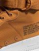 Nike Zapatillas de deporte SF Air Force 1 Mid marrón 5