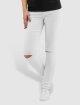Only Skinny Jeans onlRoyal Regular Waist Skinny Kneecut weiß 0