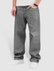 Pelle Pelle Baxter Baggy Denim Jeans Raw Grey