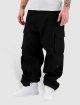 Pelle Pelle Pantalon cargo Basic noir 0