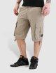 Pelle Pelle Shorts Basic Cargo khaki 0