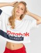Reebok T-Shirt Ac Cropped weiß 0