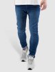 Reell Jeans Облегающие джинсы Radar Stretch Super Slim Fit синий 0