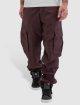 Reell Jeans Cargo pants Ripstop hnědý 0