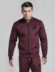Sik Silk Демисезонная куртка Poly Tricot красный 0