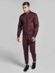 Sik Silk Демисезонная куртка Poly Tricot красный 1