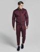 Sik Silk Демисезонная куртка Poly Tricot красный 3