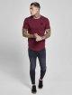 Sik Silk T-paidat Gym punainen 1