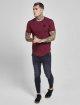 Sik Silk T-paidat Gym punainen 2