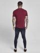 Sik Silk T-paidat Gym punainen 5