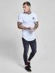 Sik Silk T-paidat Gym valkoinen 2