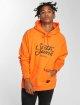 Sixth June Hoodie Classic Oversize orange 0