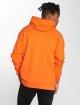 Sixth June Hoodie Classic Oversize orange 1