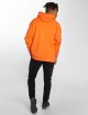 Sixth June Hoodie Classic Oversize orange 3