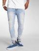 Sixth June Slim Fit Jeans Ornelio blå 2