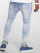 Sixth June Slim Fit Jeans Ornelio blå 3