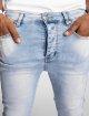 Sixth June Slim Fit Jeans Ornelio blå 5