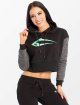 Smilodox Sweat capuche Flawless Cropped noir 0
