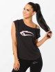 Smilodox T-Shirt Loose black 0