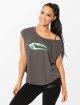 Smilodox T-Shirt Loose grey 0