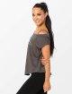 Smilodox T-Shirt Loose grey 2