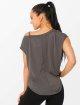 Smilodox T-Shirt Loose grey 3