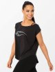Smilodox T-Shirt Loose schwarz 1