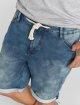 Sublevel shorts Jogg blauw 1