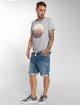 Sublevel shorts Jogg blauw 5