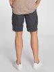 Sublevel shorts Cargo blauw 1