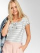 Sublevel T-Shirt Stripes gray 0