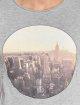 Sublevel t-shirt NY grijs 1