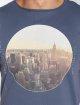 Sublevel T-Shirt NY indigo 1