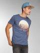 Sublevel T-Shirt NY indigo 3