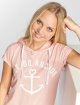 Sublevel T-Shirt Hooded rose 0