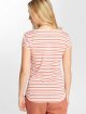 Sublevel T-Shirt Stripes white 4