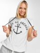 Sublevel T-Shirt Hooded white 0