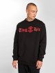 Thug Life Swetry B.Distress czarny 4