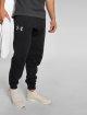 Under Armour joggingbroek Rival Cotton zwart 0