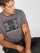 Under Armour t-shirt Boxed Sportstyle grijs 0