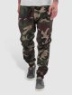 Urban Classics Camo Ripstop Sweat Pants Wood Camo