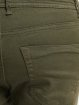 Urban Classics Straight Fit Jeans Basic Twill 5 Stretch Pocket olive 3