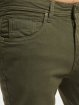 Urban Classics Straight Fit Jeans Basic Twill 5 Stretch Pocket olive 4
