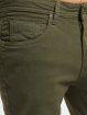Urban Classics Straight Fit Jeans Basic Twill 5 Stretch Pocket olive