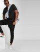 Urban Classics Straight Fit Jeans Basic Twill schwarz 5