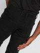 Urban Classics Straight Fit Jeans Basic Twill svart 1
