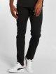 Urban Classics Straight Fit Jeans Basic Twill svart 3