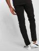 Urban Classics Straight Fit Jeans Basic Twill svart 4